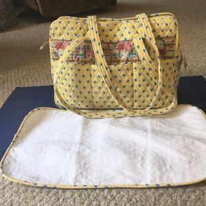Vera Bradley Elizabeth Diaper Bag